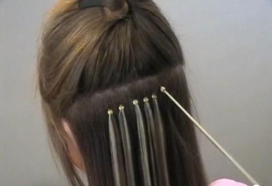 Купить волосы на капсулах для наращивания в спб